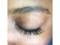 **Christmas special** Classic individual/3D eyelash extensions