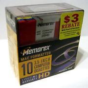 Memorex Floppy Disk
