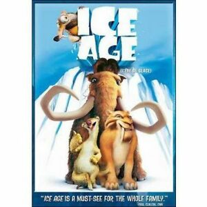 New~ Ice Age~ Dvd