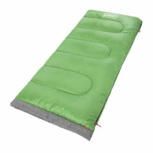 Comfy Green Coleman Comfortsmart 4 lb Sleeping Bag!!