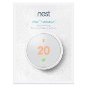 Brand new in box Nest Thermostat E Wi-Fi Smart Thermostat!!