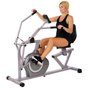 BNIB - Sunny Magnetic Recumbent Exercise Bike  SF-RB4708 - $500