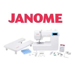 OB JANOME SEWING  QUILTING MACHINE 5100 208488059 5100 COMPUTERIZED OPEN BOX