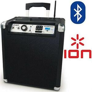 NEW OB ION EXP BLUETOOTH SPEAKER   EXPLORER Portable Wireless Speaker with Block Rocker Sound - BLACK - 1  85696007