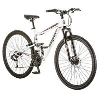 Mongoose 29 inch mountain bike