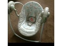 Bright stars compact swing