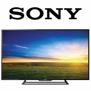 "REFURB* SONY 48"" LED SMART TV 48 INCH TELEVISION BRAVIA HOME THEATRE NETFLIX YOUTUBE AMAZON 99293632"