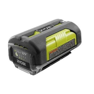 Ryobi Zrop4026 40-volt Lithium-ion Battery 93.6 Wh Certified Refurbished
