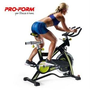 NEW* PROFORM 320 SPX EXERCISE BIKE INDOOR CYCLING FITNESS EXERCISE EQUIPMENT WORKOUT BIKING    77021692