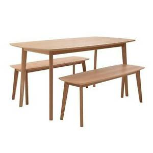 NEW  FREEDOM NOVO 3 PIECE DINING PACKAGE , Fairfield Fairfield Area Preview