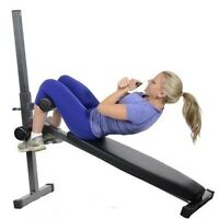 Adjustable Situp Bench