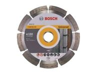 Bosch 2608602193 Pro Universal Turbo Diamond Blade 150mm x 22mm