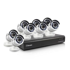 Swann 8 Channel 1080P 2TB DVR Security System