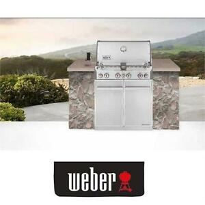 NEW* WEBER SUMMIT BUILT-IN BBQ GRILL - BARBECUE - PROPANE - S-460 - HOME - BACKYARD - YARD OUTDOOR LIVING   80616288