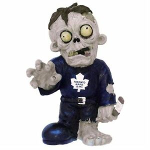 NEW TORONTO MAPLE LEAFS 8.5 INCH NHL ZOMBIE GNOME
