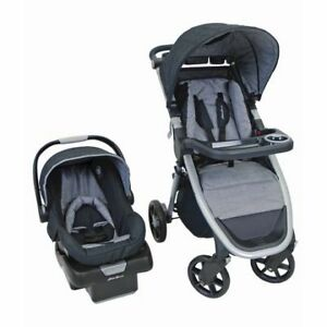 Brand New Eddie Bauer Kids Alpine 4 Travel System. Exp Nov 2024