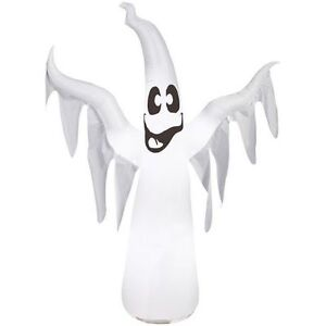 HALLOWEEN 6' AIRBLOWN / INFLATABLE GHOST NEW