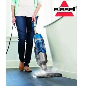 USED BISSELL VACUUM AND STEAM MOP SYMPHONY ALL-IN-ONE VACUUM AND STEAM MOP 106176774