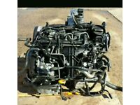 Skoda octavia mk2 golf mk6 2.0 tdi engine CFH 60k