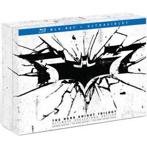Batman collectors edition blu Ray set