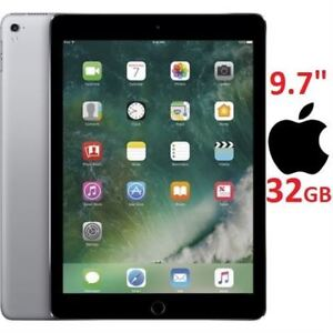 Apple I-Pad Pro 32 GB 9.7 inch Space Grey. Brand New