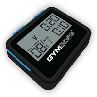 GYMBOSS Interval Timer / Stopwatch Blue/Black GYGYMBOSSBB