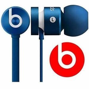 REFURB BEATS URBEATS EARPHONES BLUE IN-EAR HEADPHONES 82400968