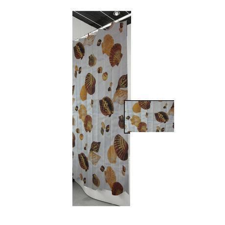 Seashell Shower Curtain EBay