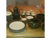 43 Piece Denby 'oberon' set