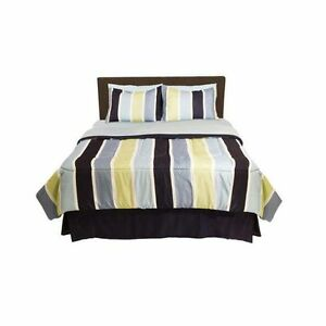 Brand name new 6 pieces twin size bed in a bag for 40% off