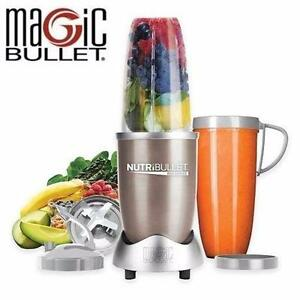 USED MAGIC BULLET NUTRIBULLET PRO 900 SERIES - 900W MOTOR HOME APPLIANCE BLENDER PROCESSORS KITCHEN JUCIER 92745181