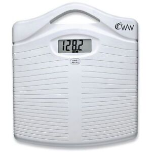 NEW: Weight Watchers Portable Precision Electronic Scale - $25 N