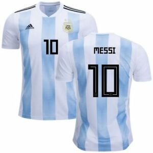 2018 FIFA ARGENTINA MESSI JERSEY !! FREE SHIPPING AVAILA
