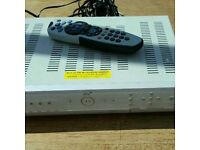 Sky Box in full working order - barely ever used so like new.