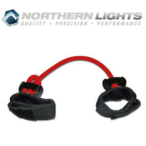Northern Lights Lateral Trainer Side Stepper - Red RBLTSSF3007