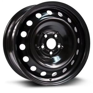 5-112 steel wheels