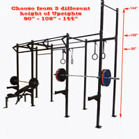 CANADIAN MADE FITNESS RIGS ON SALE AND IN STOCK!!!