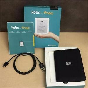Kobo Mini Ereader 2GB, WIFI 5 Inch - (REFURBISHED) BLACK