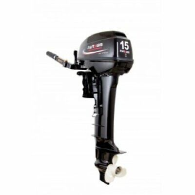 Parsun 15hp 2 Stroke Outboard Manual Start Tiller, Short Shaft New Style TE15BMS