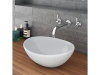 Casca Oval Counter Top Basin Brand New still in packaging!!