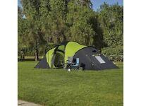 Brand New Tesco 6 Man Vis a Vis Tent