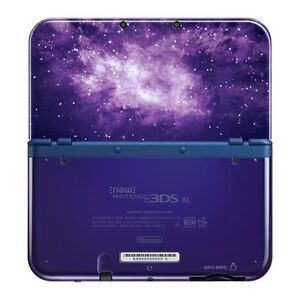 Brand New Galaxy Style New Nintendo 3DS XL Console