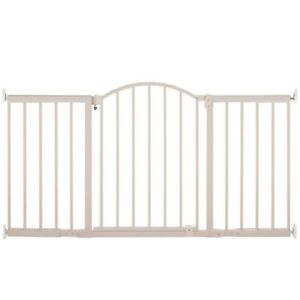 Pet or Child Gate w/ Door - Metal Brand New out of Box