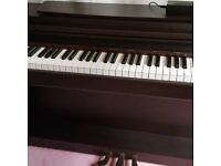 Electronic piano in good condition...
