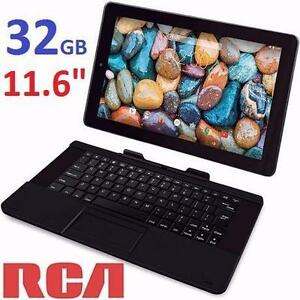 "REFURB RCA 11.6"" 2IN1 TABLET 32GB   BLACK - ELECTRONICS - MAVEN PRO ANDROID TABLET - 2 COMPUTER 97483149"