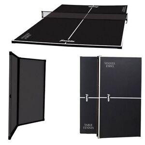 Franklin Sports Table Tennis Coversion Top & Net