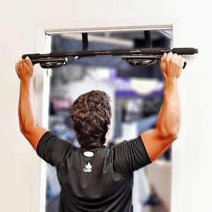 P90X Heavy Duty Doorway Chin Up / Pull Up Bar On Sale In Stock