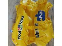 Stage 2 swim vest