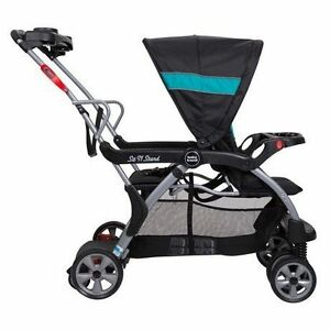 Bundle! Double stroller, infant car seat and booster seat! Kingston Kingston Area image 3