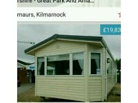 Wanted good used static mobile home not selling